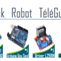 Electromashop-Kit-robot-teleguide-motor-Dc-Arduino-UNO-Bluetooth-Shield-arduino-uno-Driver-L298N-Jumper